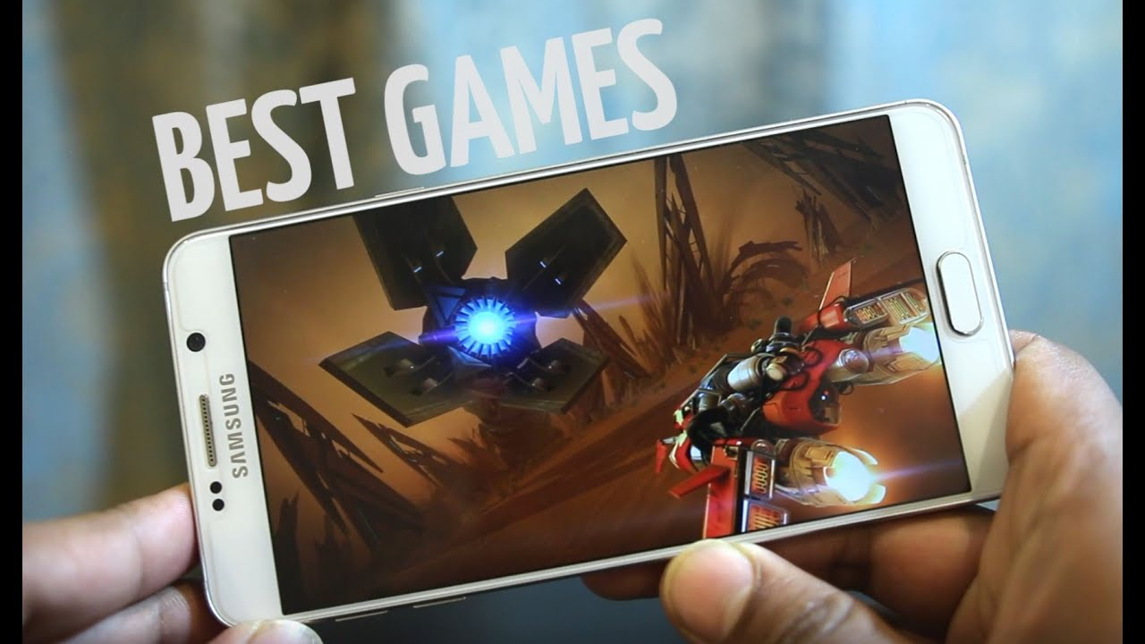 Best Android Games January 2016 Youtube