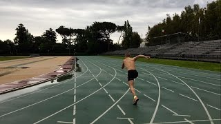 Gymnastics, hurdles and PV | Training video Formia 2017 | Part 2