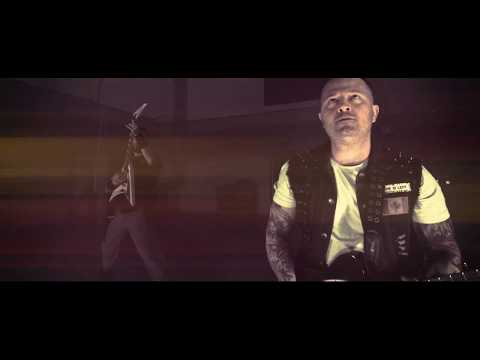 """ROCKIN' ENGINE - """"Hiding In Darkness"""" - Official Music Video"""