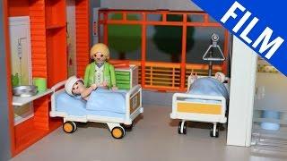 Playmobil Film deutsch NACHTS IM KRANKENHAUS