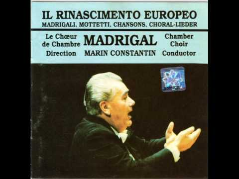 MADRIGALS AND OTHER RENAISSANCE MUSIC