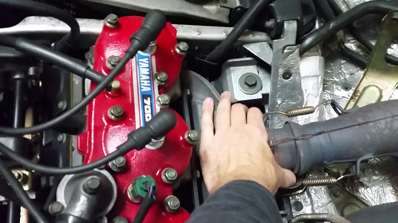 Yamaha RS Venture TF EPS 2012 - YouTube