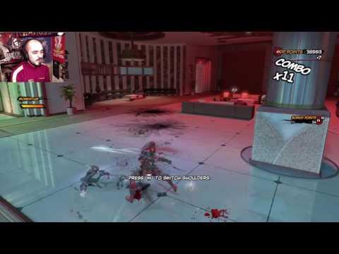 DeadPool The Game WalkThrough/PlayThrough Part 1