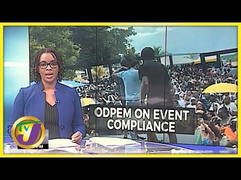 ODPEM Report: Event Compliance Fair | TVJ News - August 10 2021