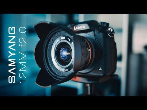SAMYANG 12mm F2.0 - Filmmaking Review