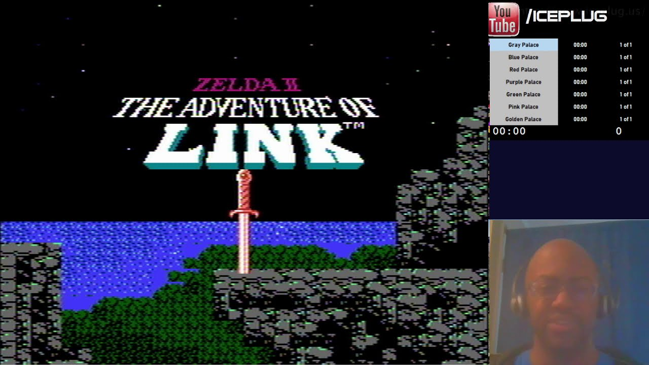 Download Zelda II - The Adventure of Link for the First Time