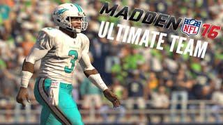 MADDEN 16 ULTIMATE TEAM #1 (1st Game Online)