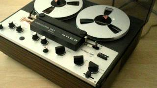 Uher Variocord 263 reel to reel recorder