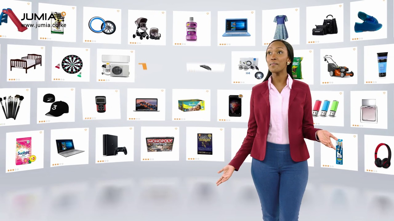 Jumia Kenya - Online shopping 2018 - YouTube