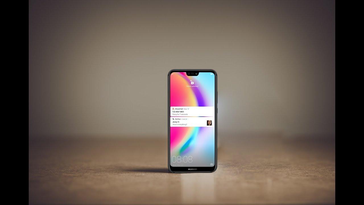 Huawei Nova 3e New Smartphone First Look 2018