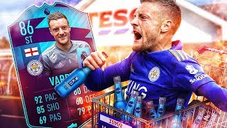 THE BEST POTM EVER?! 86 PLAYER OF THE MONTH VARDY PLAYER REVIEW! FIFA 20 Ultimate Team