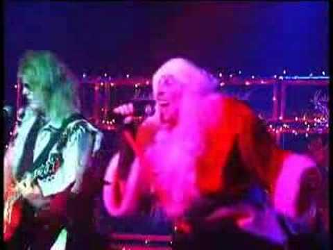 Twisted Sister - Have Yourself a Merry Little Christmas - YouTube