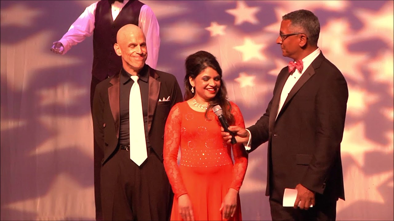 Dr. Anita Patel - Dancing with the Richmond Stars 2019
