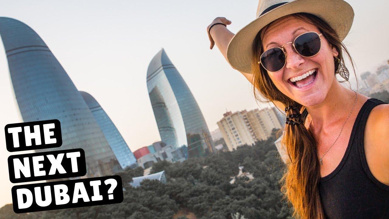 THIS IS AZERBAIJAN? | Baku Travel Vlog