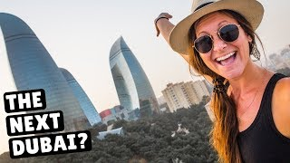 THIS IS AZERBAIJAN? | Baku Travel Vlog