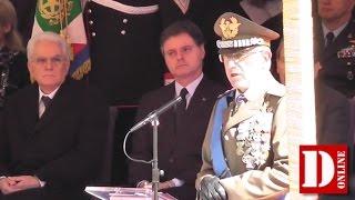 Nuovo capo di Stato Maggiore della Difesa