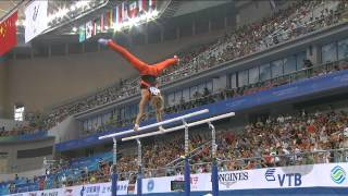 ZONDERLAND Epke (NED) – 2014 Artistic Worlds, Nanning (CHN) - Qualifications Parallel Bars