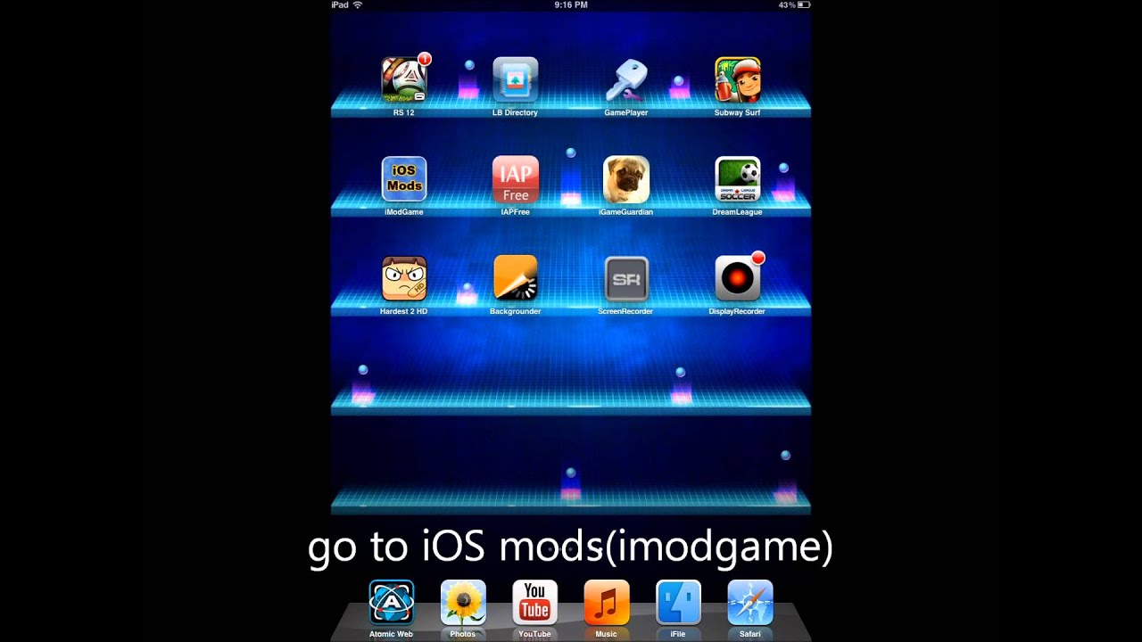 how to get any game for free on ios