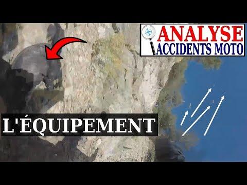 🔎 Analyse Accidents Moto #2: L'ÉQUIPEMENT 🚑