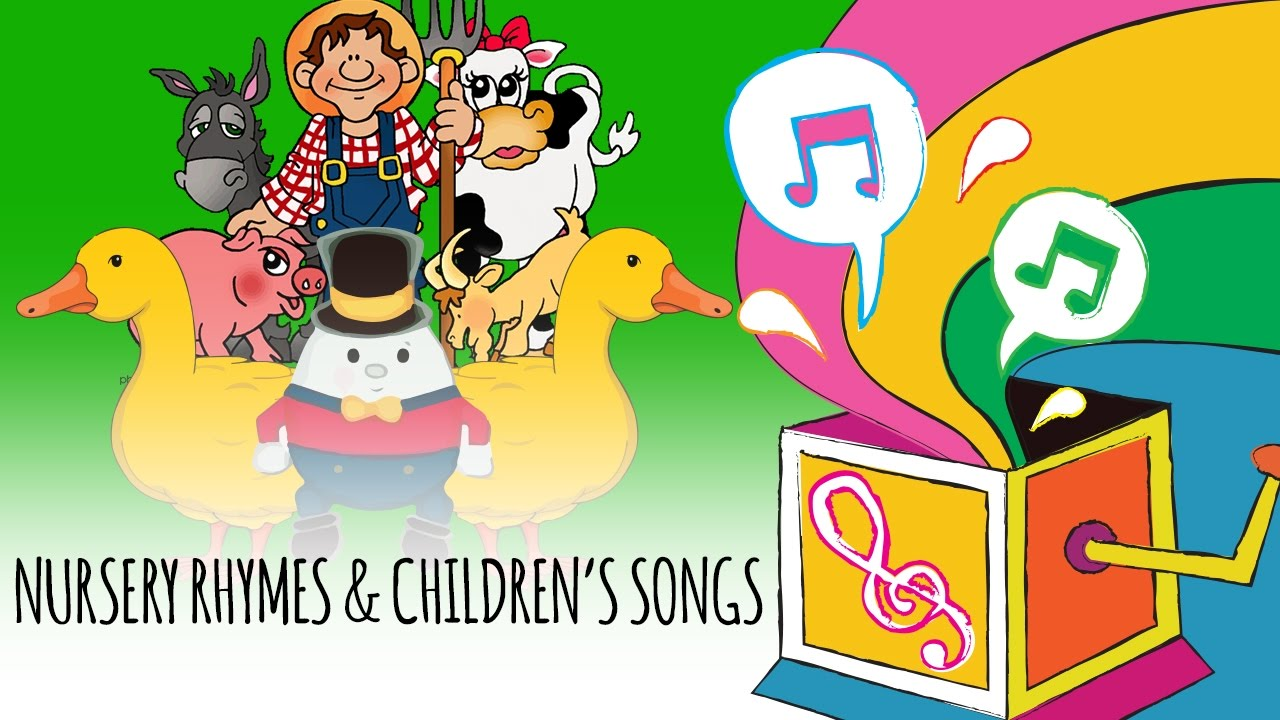 Nursery Rhymes & Children's Songs Vol. 2 | Full Album (Part 3 of 4) - YouTube