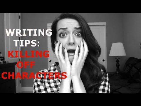 Writing Tips: Killing Off Characters