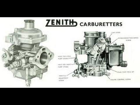 the zenith carburetor adjustments part 1 of 2 youtube rh youtube com zenith carburetor adjustment land rover zenith carburetor adjustment land rover