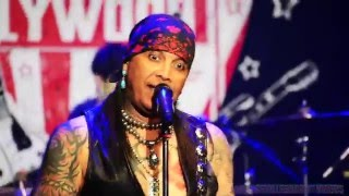 MICKI FREE: STONE FREE;  AT WHISKY A GO GO AT ULTIMATE JAM NIGHT 2016