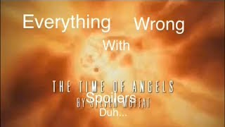 Repeat youtube video (Doctor Who) Everything Wrong With: The Time of Angels