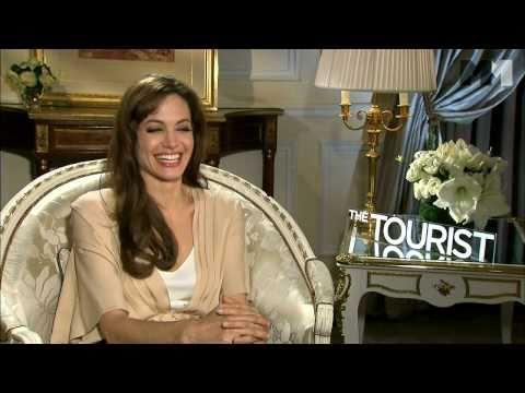 The Tourist | Angelina Jolie Interview - über ihre Rolle