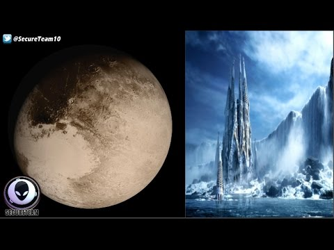 Giant 2000FT Towers Discovered On Pluto? 1/12/17