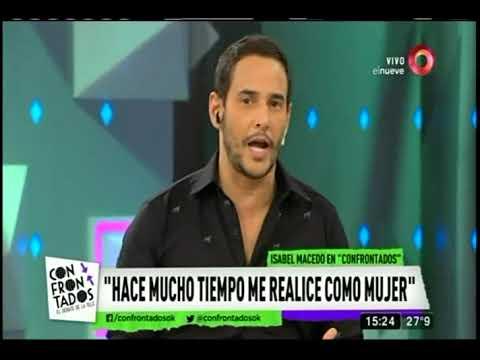 Isabel Macedo le contestó a Facundo Arana thumbnail