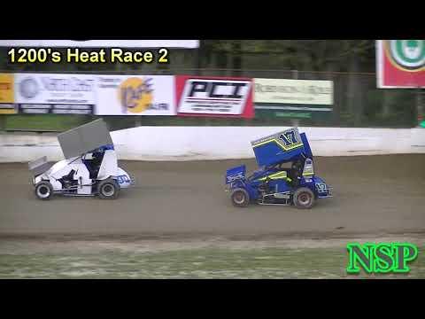 April 26, 2019 1200 Mini Sprints Heat Races 1, 2 & 3 Deming Speedway