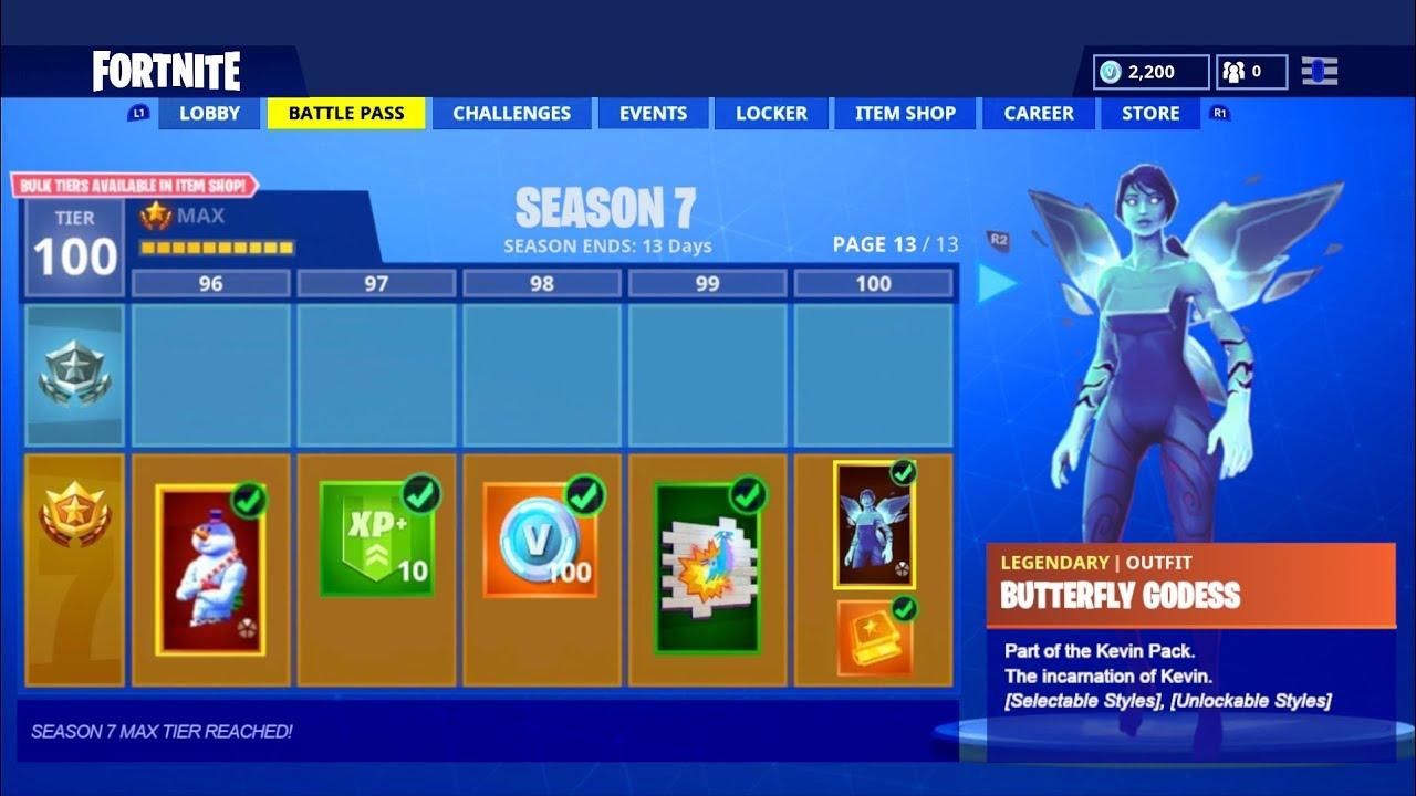 Fortnite Season 7 Leaks New Fortnite Season 7 Battle Pass Map