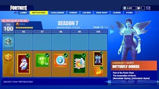 Fortnite Season 7 Leaks! New Fortnite Season 7 Battle Pass, Map, Trailer LEAKED! (Season 7 Fortnite)
