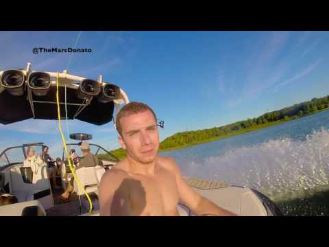2016 Marc Donato Wakeboarding In Toronto HD