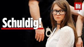 Lügen-Millionärin Anna Sorokin schuldig gesprochen | Urteil in New York
