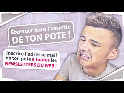 LES MEILLEURES MÉTHODES POUR ÉNERVER QUELQU'UN !