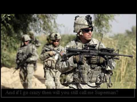 Kryptonite By 3 Doors down Tribute to USARMY