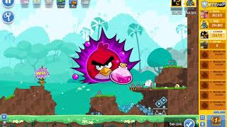 Angry Birds Friends tournament, week 326/B, level 2
