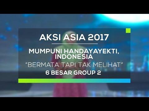 Mumpuni Handayayekti, Indonesia - Bermata Tapi Tak Melihat (Aksi Asia - Top 6 Group 2)