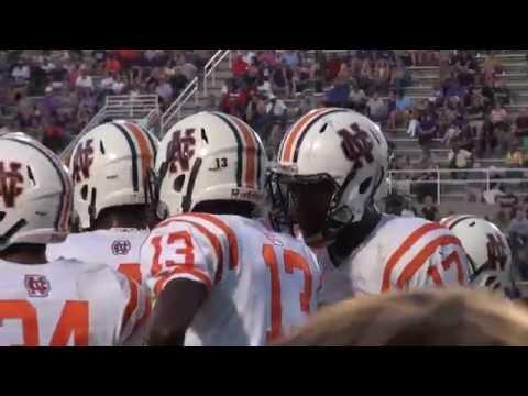 North Cobb High School Football V.S. East Cowetta