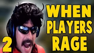 PUBG - WHEN PLAYERS RAGE 2