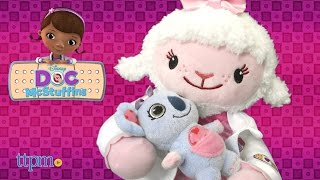 Doc McStuffins Toy Hospital Sing-N-Sway Lambie from Just Play