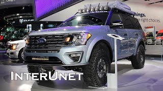 2018 Ford Expedition XLT off-road custom SUV