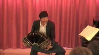 El Choclo, HAYAKAWA Jun / Bandoneon solo 2013 6-2