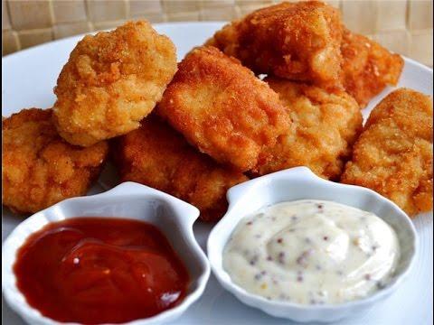 куриные наггетсы как в кфс рецепт