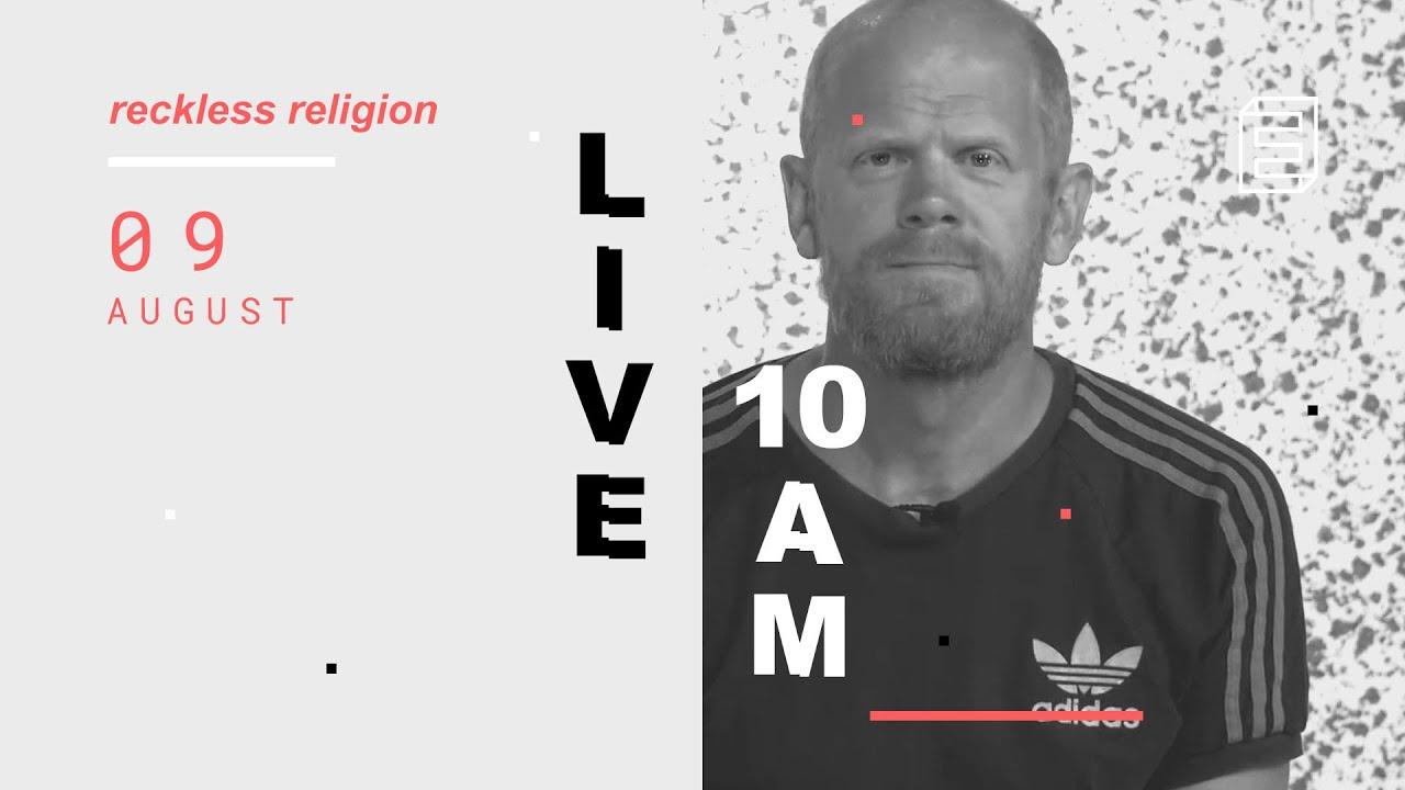 Emmanuel Live Online Service // 10am Sun 9 August 2020 Cover Image