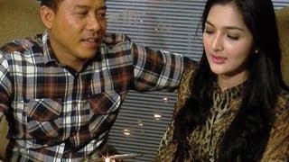 Anang Hermansyah Ashanty merayakan ulang tahun pernikahan yang pertama - Was Was 15 Mei 2013