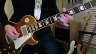 The Beatles - Taxman Guitar Solo