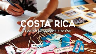 Costa Rica | Spanish Language Immersion
